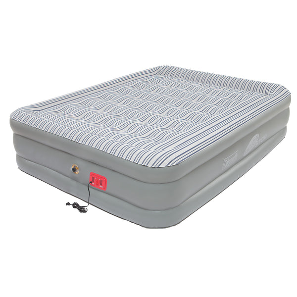 Coleman SupportRest™ Elite Queen DH Airbed w/BIP 120V
