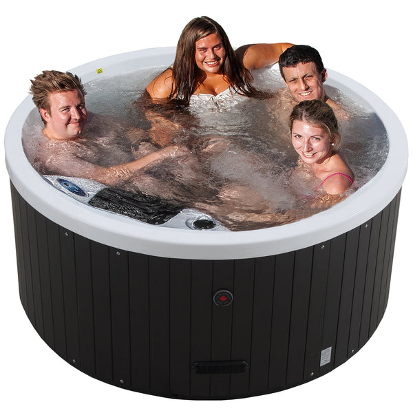 Okanagan 4-Person 10-Jet Hot Tub