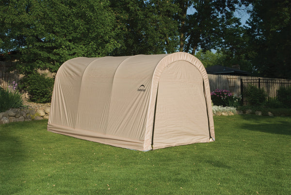 ShelterLogic AutoShelter RoundTop® 1015 Portable Garage - 10 ft. x 15 ft.