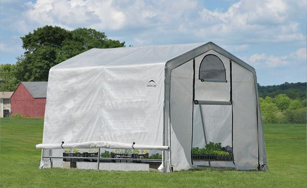 ShelterLogic Grow-IT Greenhouse-in-a-Box 10 ft. x 10 ft. x 8 ft.