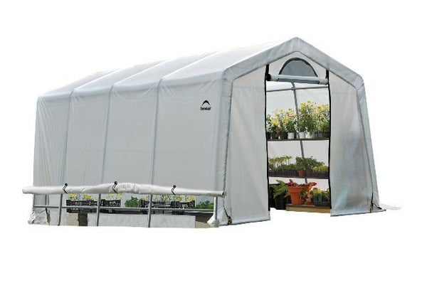 ShelterLogic Grow-IT Greenhouse-in-a-Box 10 ft. x 20 ft. x 8 ft.