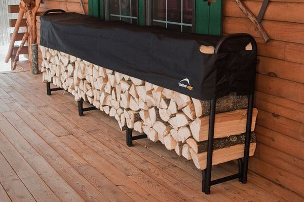ShelterLogic Firewood Rack-in-a-Box™ Heavy-duty