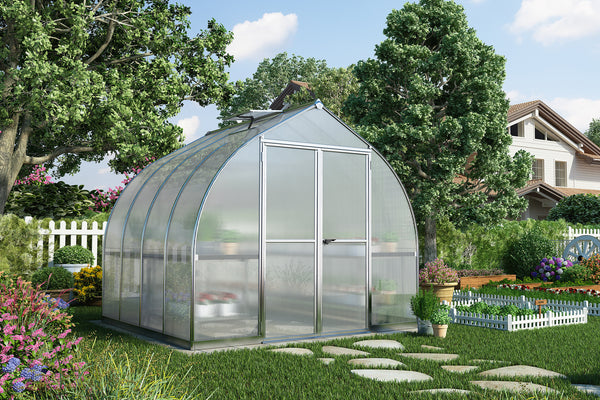 Palram Bella Series 8 ft. Greenhouse