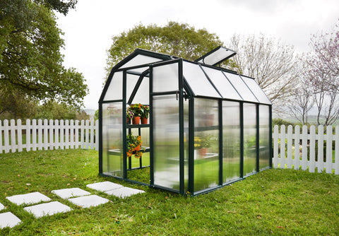 RION EcoGrow Greenhouses - New 2016 Models