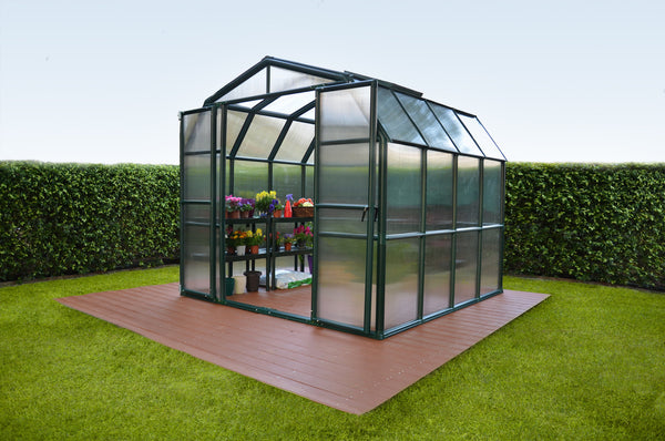 RION Grand Gardener Greenhouses - New 2016 Model