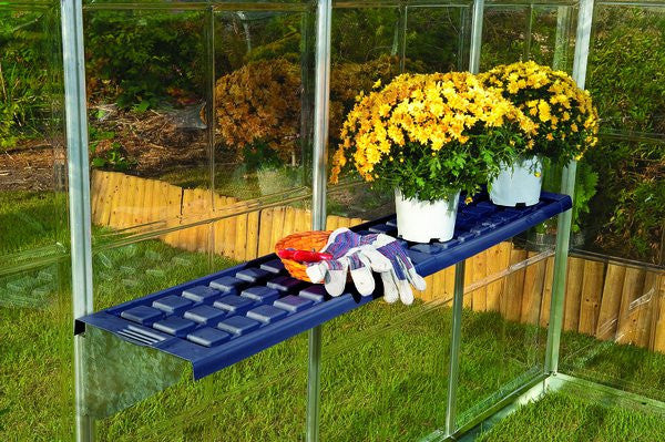 Palram 4' Plastic Shelf Kit