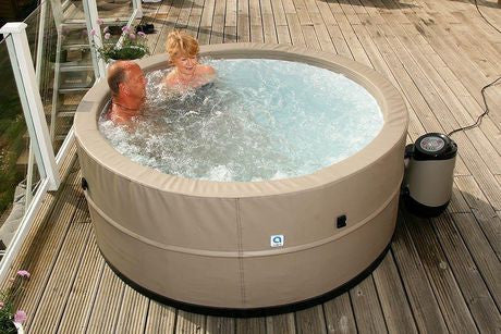 "29"" Swift Current Portable Foam Spa"
