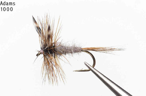 Adams Dry Fly - Old Trail Tackle & Sports