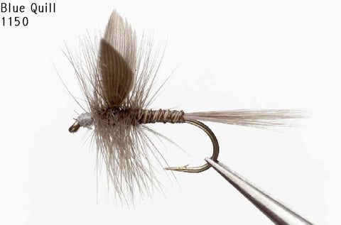 Blue Quill Dry Fly - Old Trail Tackle & Sports