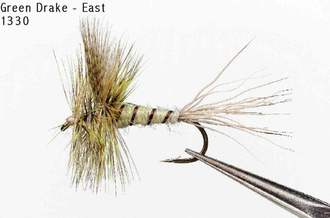 Green Drake Dry Fly - Old Trail Tackle & Sports