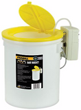 Frabill Aqua-Life Bait Bucket with Aerator - Old Trail Tackle & Sports