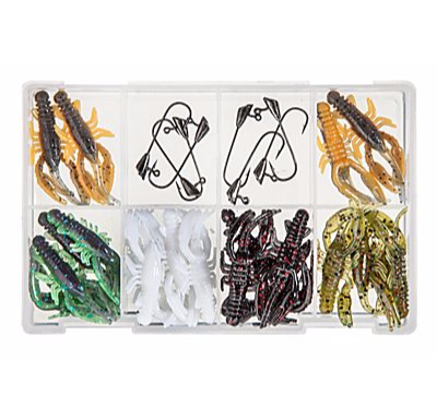 Leland Trout Slayer Kit - 28-Piece - Old Trail Tackle & Sports