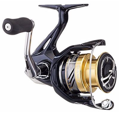 NEW Shimano Nasci Spinning Reel