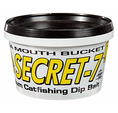 Team Catfish Secret-7 Premium Catfishing Dip Bait - Old Trail Tackle & Sports
