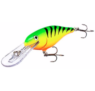 NEW! Rapala Shad Rap Hard Bait - SR07