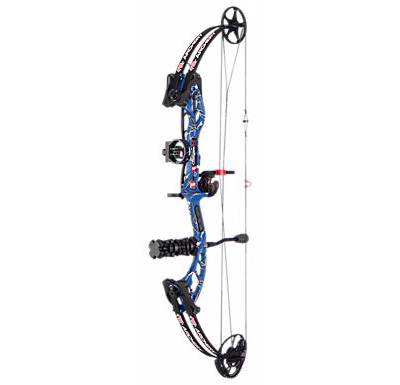 NEW!  PSE Archery Stinger X RTS Compound Bow Package - Old Trail Tackle & Sports - 1