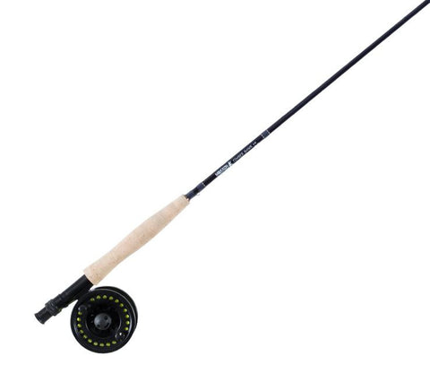 Maxxon Timber Hawk Fly Rod and Reel Combo - Old Trail Tackle & Sports - 1