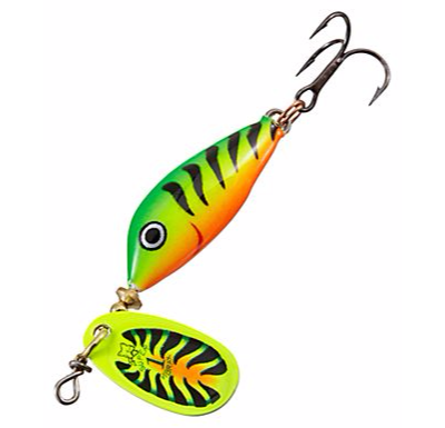 Blue Fox Vibrax Minnow Spin