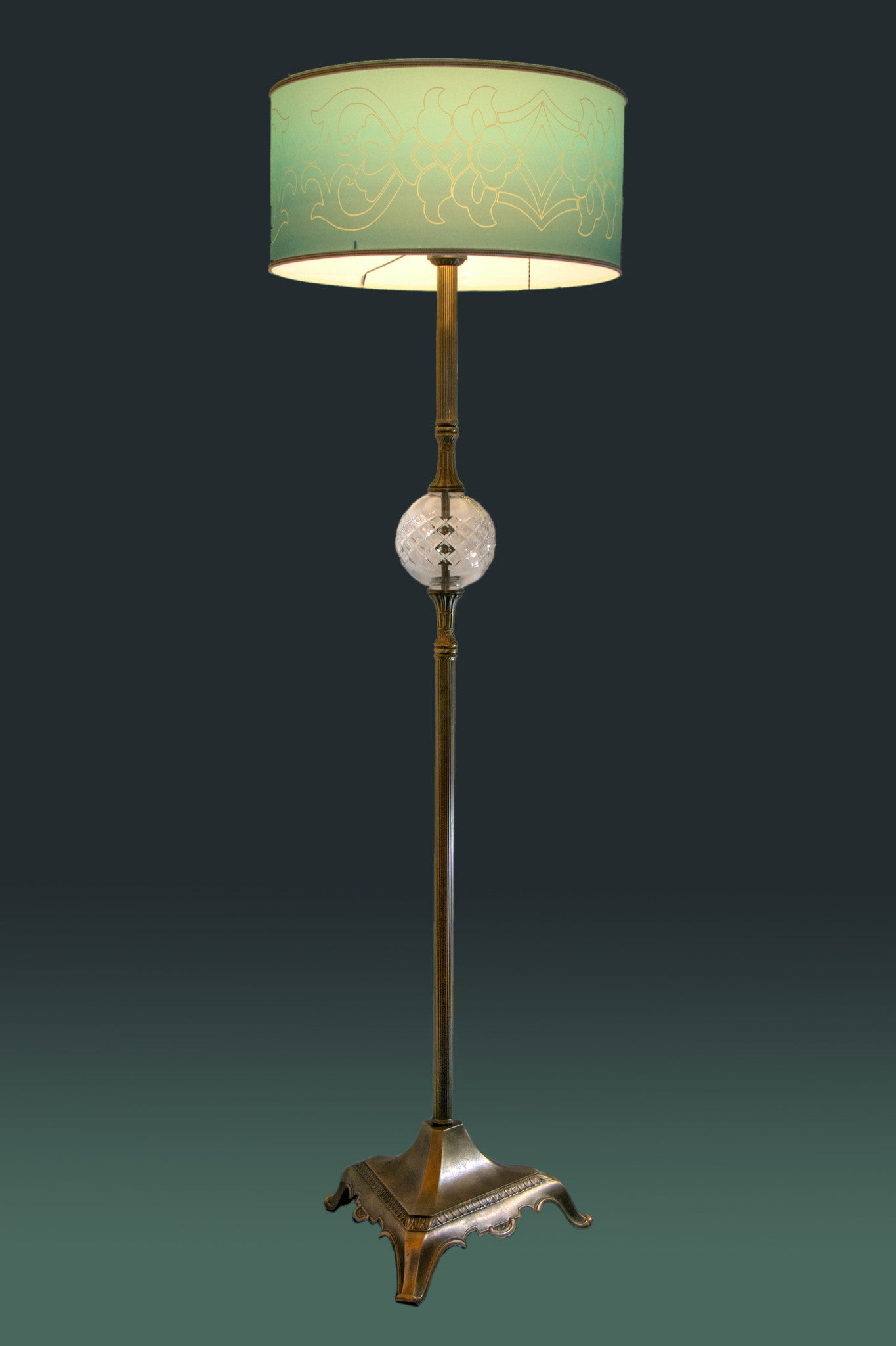 The Duke - Standing Lamp