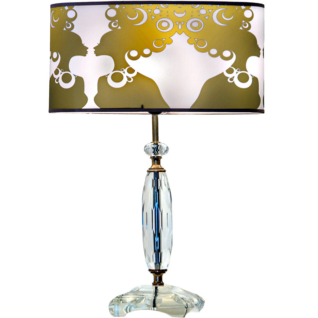 Elliptical Table Lamp 1