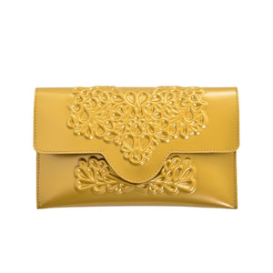 Open image in slideshow, MeDusa Slim Clutch