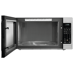 LG LCRT2010ST 2.0 Cu Ft Counter Top Microwave Oven With True Cook Plus and EZ Clean Oven, Stainless Steel - Optional Trim Kit Available