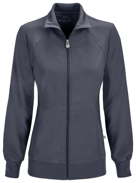 2391 - Infinity - Zip Front Warm-Up Jacket (CC)
