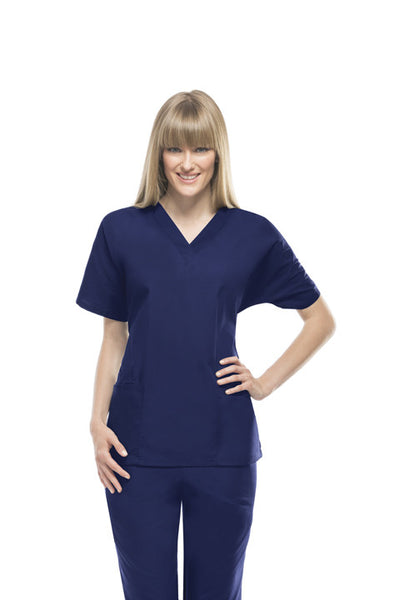 4700 - Cherokee Workwear Originals - V-Neck Top (CC)