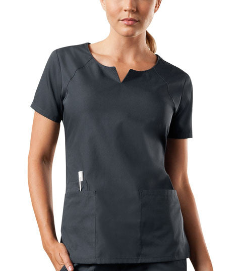 4824 - Cherokee Workwear Originals - Round Neck Top (CC)