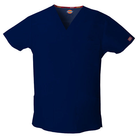 81906 - Dickies EDS Signature - Men's V-Neck Top (CC)