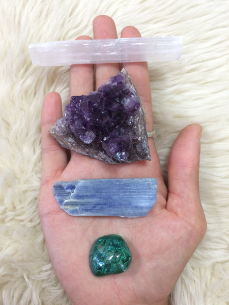 Sleep Crystal Bundle-GratefulGemHead