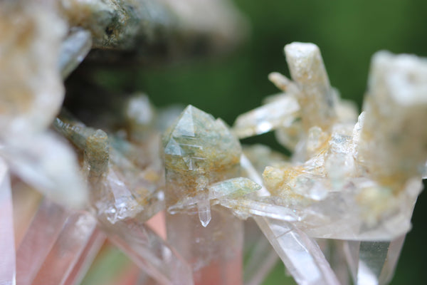 Included Himalayan Quartz Cluster-GratefulGemHead