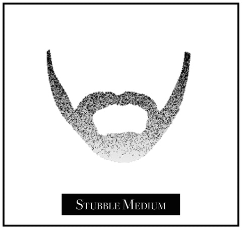 Stubble Medium Beard