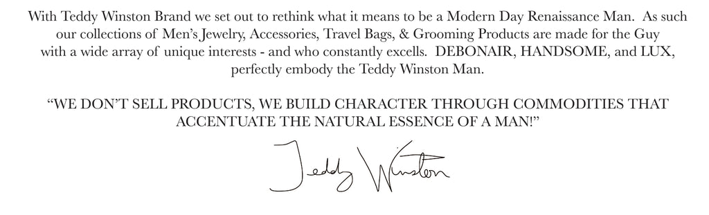 Brand Quote | Teddy Winston Brand