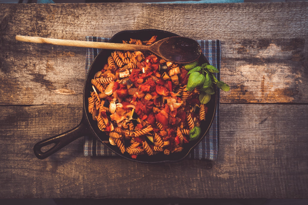 Roasted Eggplant Ragu