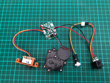 KA075 internal wiring and motor - Axis Watch Winders