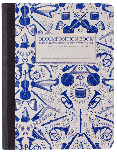 "Decomposition Notebook - ""Acoustic"""