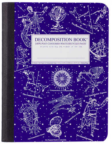 "Decomposition Notebook - ""Celestial"""