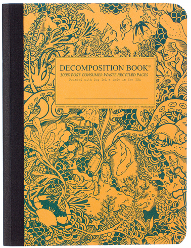 "Decomposition Notebook - ""Under the Sea"""