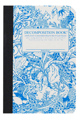 "Decomposition Pocket Notebook - ""Under the Sea"""