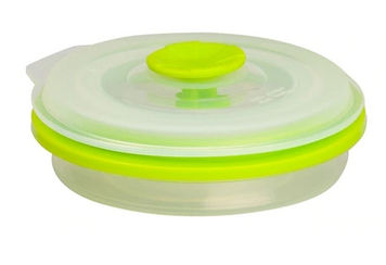 Stow & Go Collapsible Silicone Container - Large