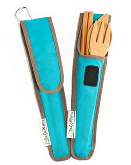 RePEaT Bamboo Utensil Set - Agave