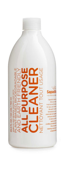 Sapadilla Grapefruit + Bergamot All Purpose Cleaner