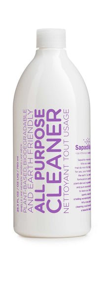 Sapadilla Lavender + Lime All Purpose Cleaner