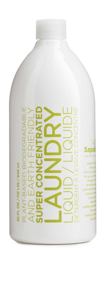 Sapadilla Rosemary + Peppermint Concentrated Laundry Liquid