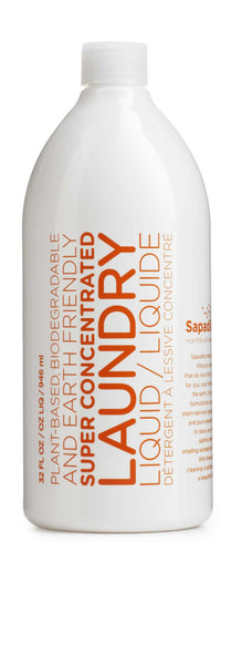 Sapadilla Grapefruit + Bergamot Concentrated Laundry Liquid