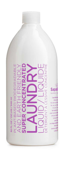 Sapadilla Lavender + Lime Concentrated Laundry Liquid