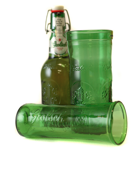 Grolsch Beer Glass