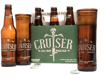 Cruiser Beer Glass