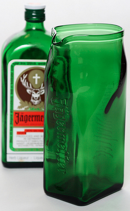 Jagermeister 750ml Decanter